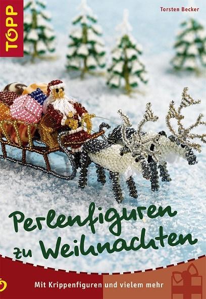 Perlentiere zu Weihnachten als Download