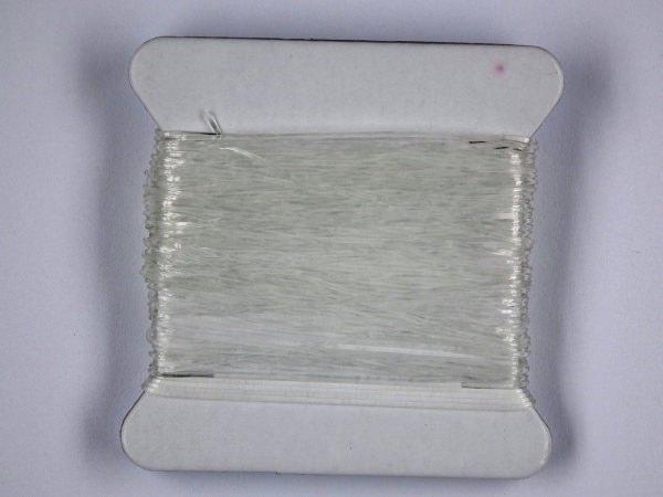 elastischer Perlonfaden 0,6mm