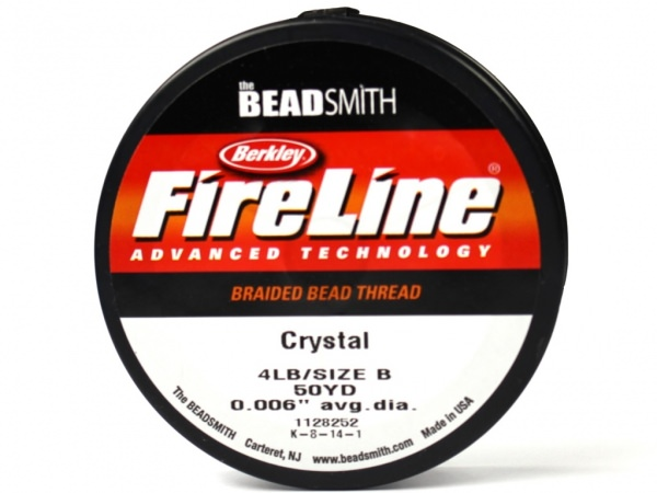 FireLine 4LB Smoke Grey 50YRD / 0,12mm - 45,8m