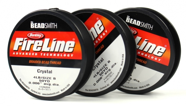 FireLine 6LB Smoke Grey 50YRD / 0,15mm - 45,8m