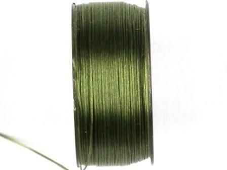 Nymogarn 0,15mm oliv 44,5m auf Spule