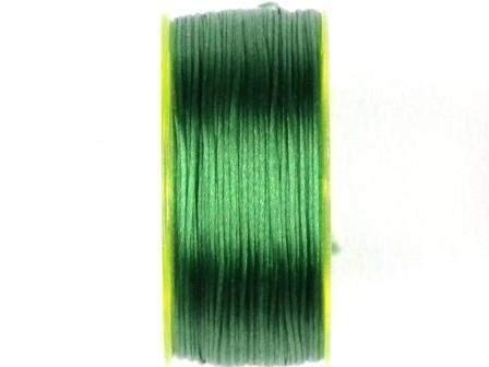 Nymogarn 0,15mm grün 44,5m auf Spule
