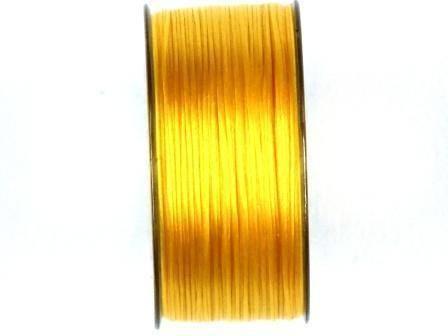 Nymogarn 0,15mm goldgelb 44,5m auf Spule