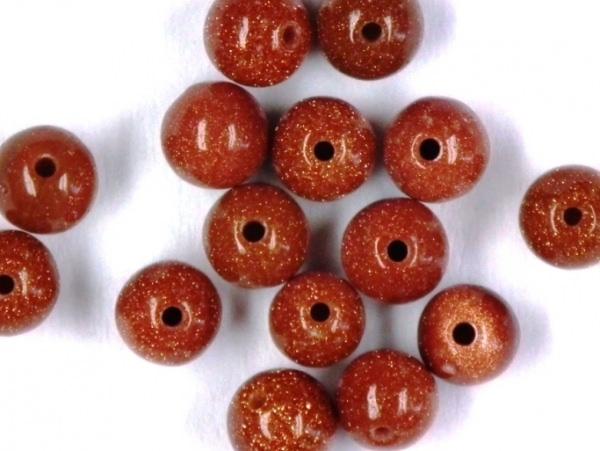 Edelstein-Perlen-Goldfluss-rund-4mm