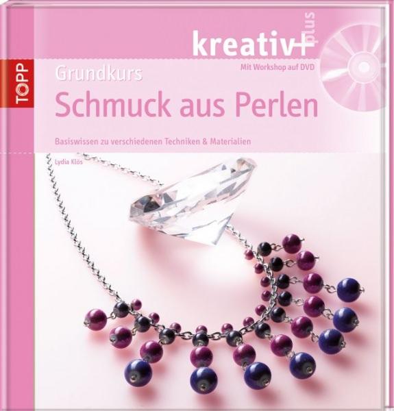 Grundkurs Schmuck aus Perlen inkl. DVD