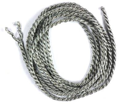 Viskosekordel-2mm-grau