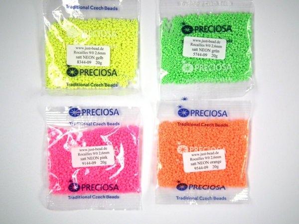 Neon Maxipackung mit allen Neonfarben